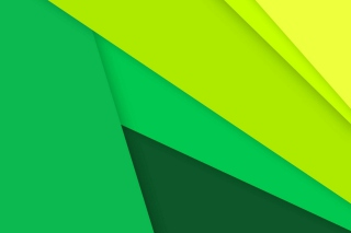 Green Materialdesign Background for Android, iPhone and iPad