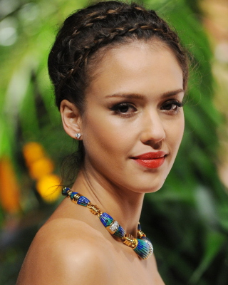 Jessica Alba Wallpaper for 480x800