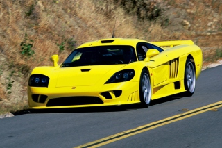 Saleen S7 Background for Samsung Galaxy S4