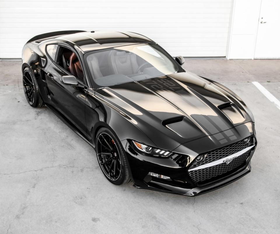 Das Ford Mustang Galpin Rocket Wallpaper 960x800