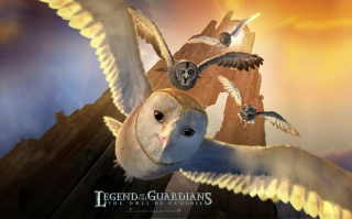 Legend of the Guardians: The Owls of Ga'Hoole - Obrázkek zdarma pro Samsung Galaxy Ace 4
