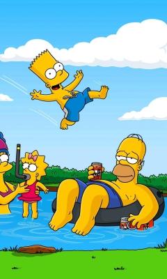 Simpsons para Samsung GT-S5230 Star