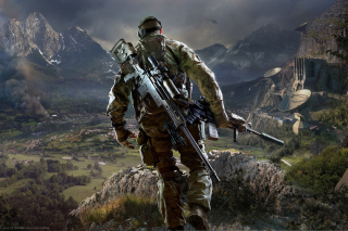 Free Sniper Ghost Warrior 3 Picture for HTC One