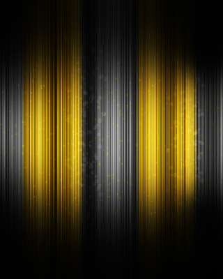 Yellow Lines Pattern sfondi gratuiti per iPhone 4S