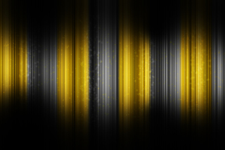 Yellow Lines Pattern Picture for Android, iPhone and iPad