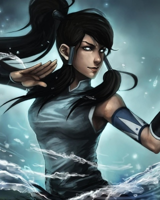 The Legend of Korra sfondi gratuiti per 320x480