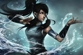 Free The Legend of Korra Picture for Nokia XL