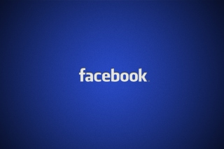 Facebook Logo Background for 1920x1080