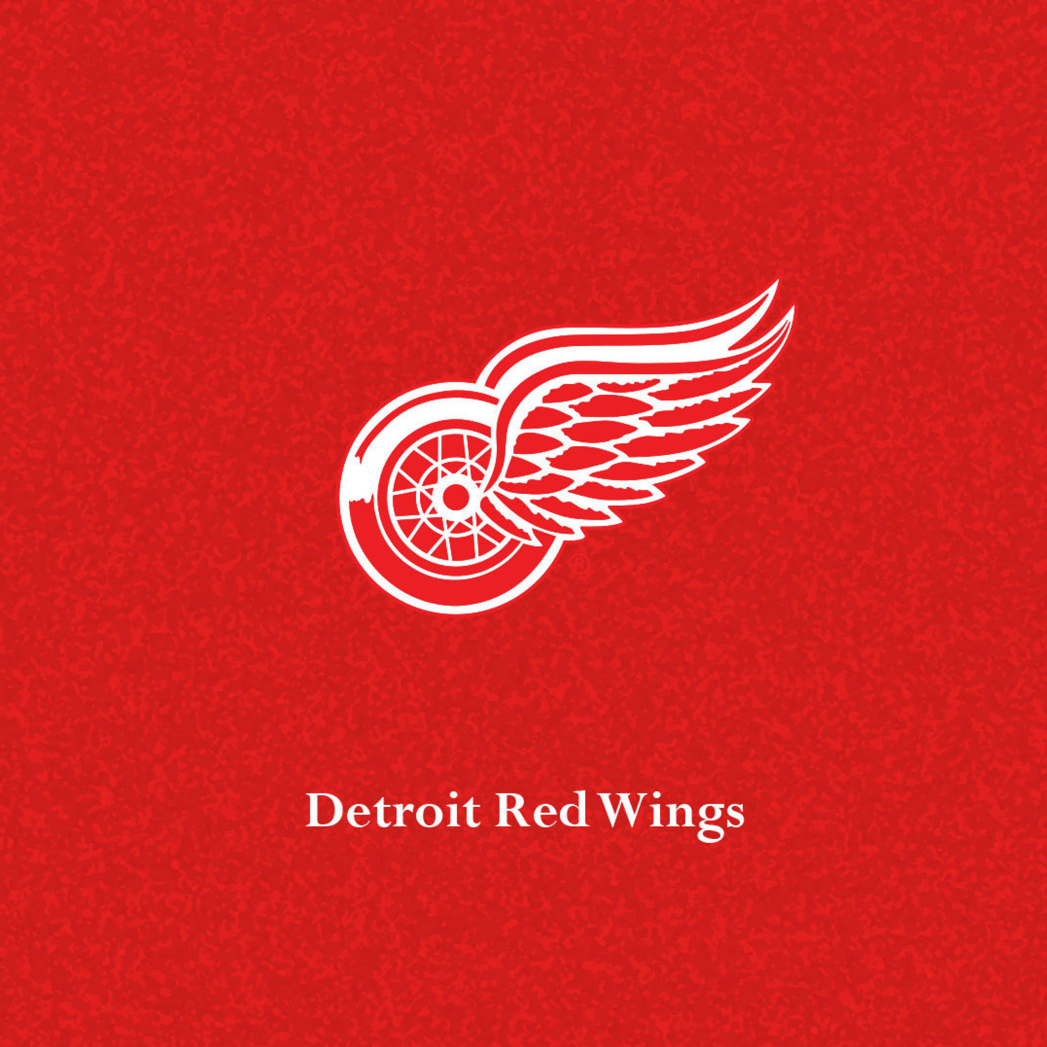 Screenshot №1 pro téma Detroit Red Wings 2048x2048