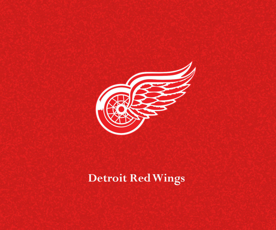 Screenshot №1 pro téma Detroit Red Wings 960x800