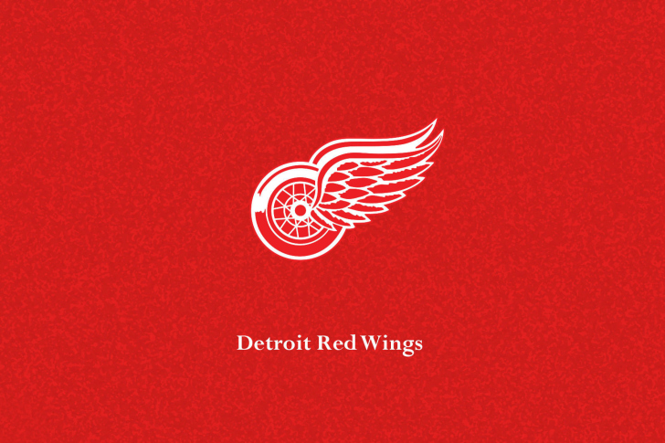 Screenshot №1 pro téma Detroit Red Wings