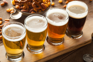 Beer Tasting Picture for Android 480x800