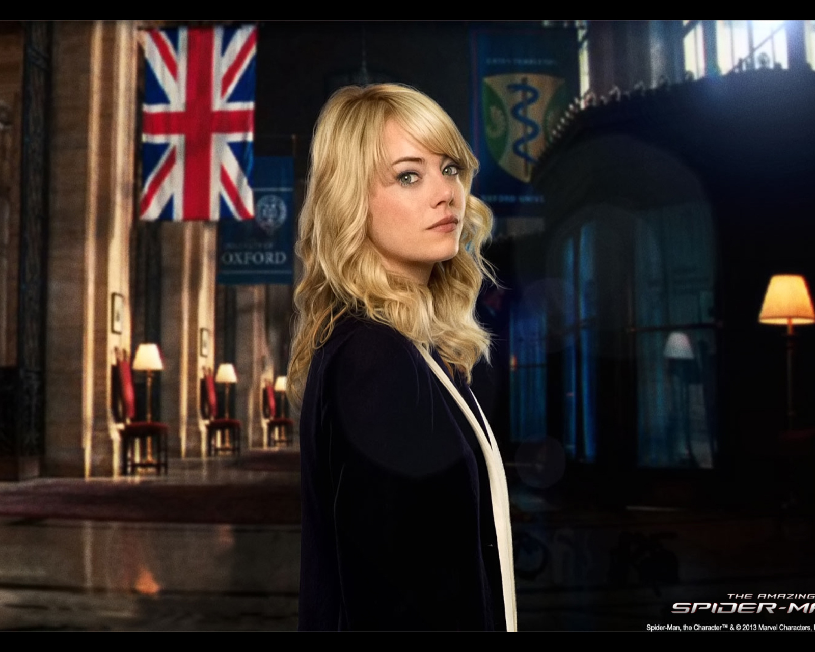 Screenshot №1 pro téma The Amazing Spiderman - Gwen Stacy 1600x1280