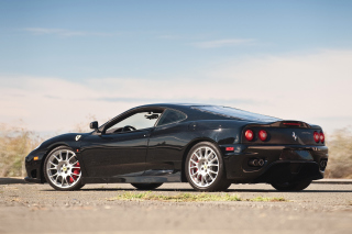 Ferrari 360 Wallpaper for Android, iPhone and iPad