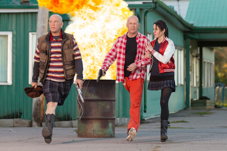 Red 2 screenshot #1