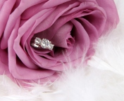 Screenshot №1 pro téma Engagement Ring In Pink Rose 176x144