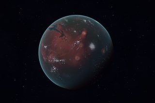 Free Mars Planet Picture for HTC Raider 4G