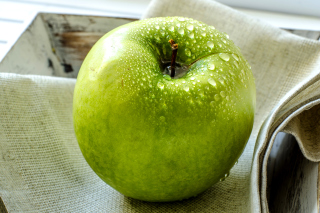 Green Apple Wallpaper for Samsung T879 Galaxy Note