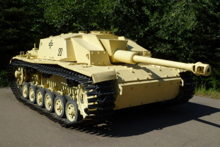 Stug-40 Picture for Android, iPhone and iPad