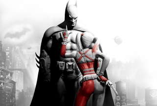 Batman And Harley Quinn sfondi gratuiti per cellulari Android, iPhone, iPad e desktop