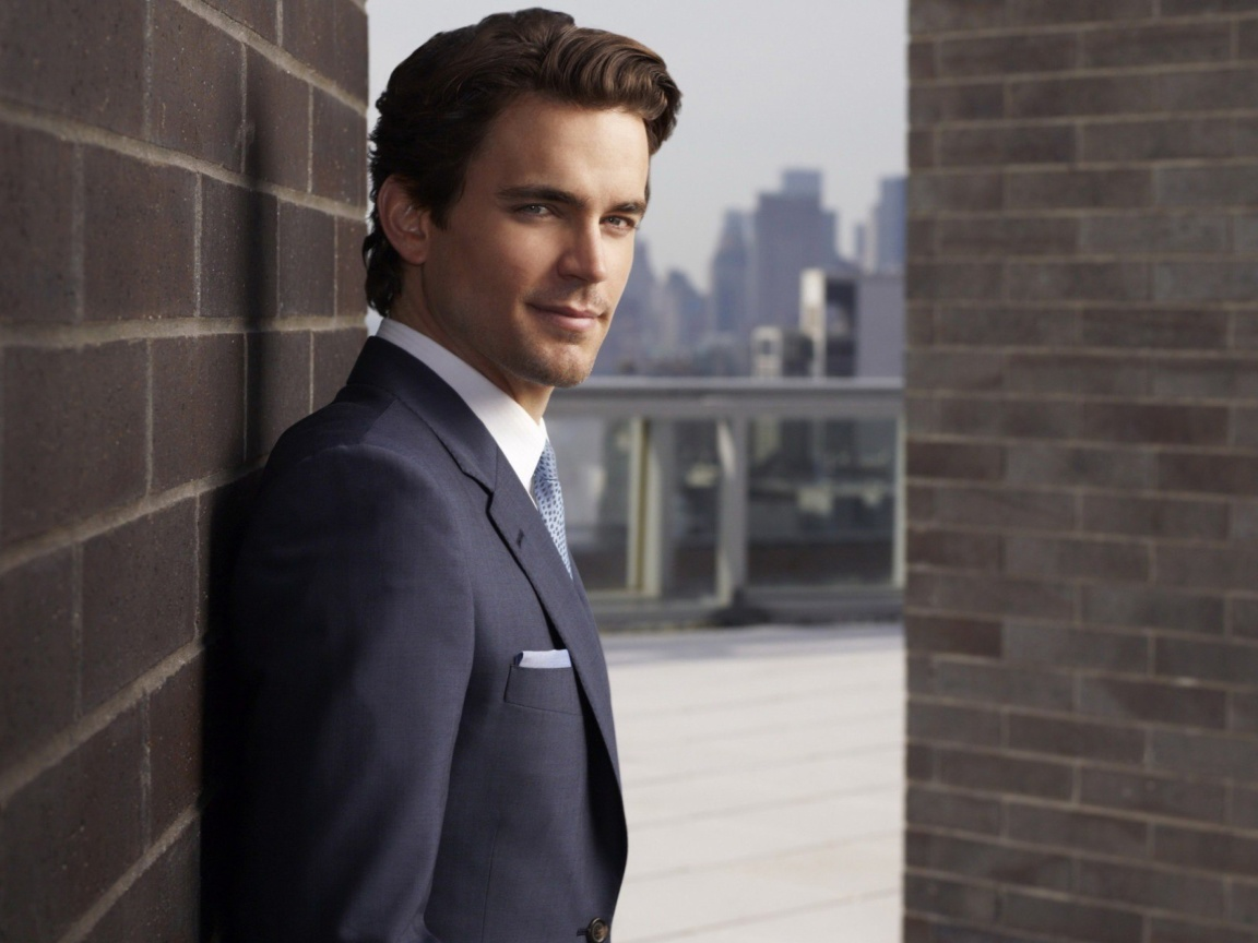 Screenshot №1 pro téma White Collar TV Series 1152x864