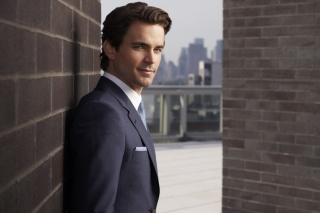 White Collar TV Series Background for Android, iPhone and iPad