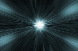 Bright rays on a dark background Wallpaper for Android, iPhone and iPad