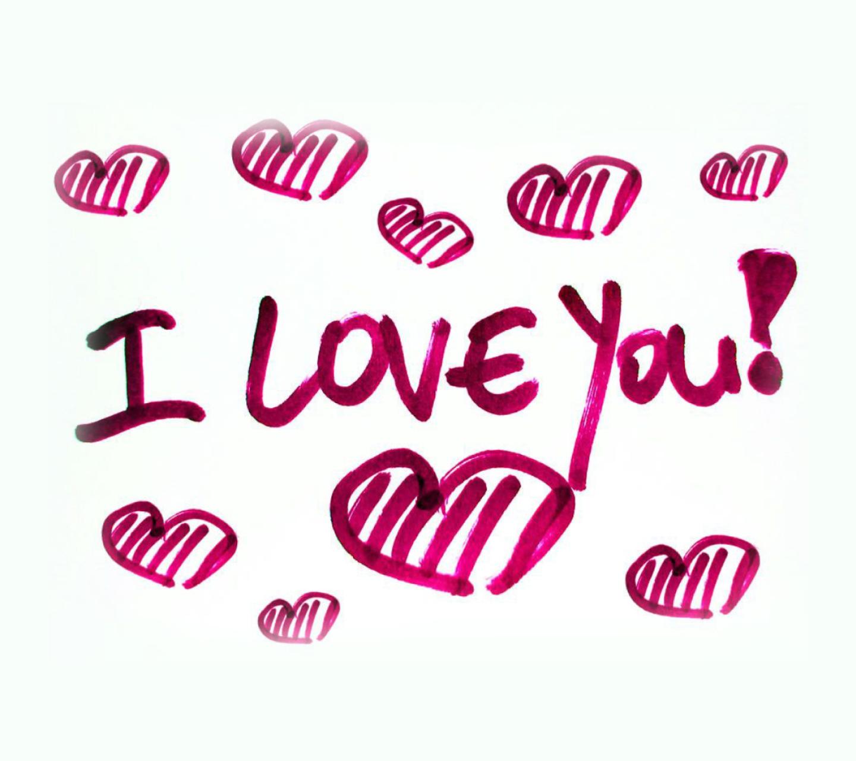 Картинки я тебя люблю на английском