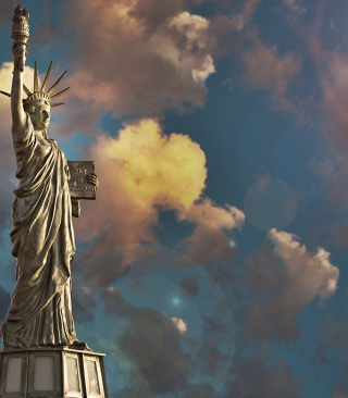 Liberty Background for iPhone 6 Plus