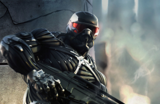 Crysis Background for Android, iPhone and iPad