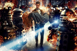 Doctor Who sfondi gratuiti per cellulari Android, iPhone, iPad e desktop
