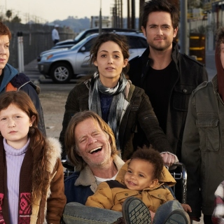 Shameless TV Series sfondi gratuiti per iPad 3
