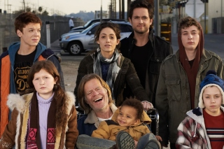 Shameless TV Series sfondi gratuiti per Samsung Galaxy Pop SHV-E220