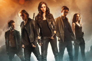 The Mortal Instruments sfondi gratuiti per cellulari Android, iPhone, iPad e desktop