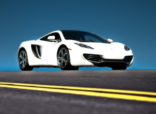 McLaren MP4 Background for Android, iPhone and iPad