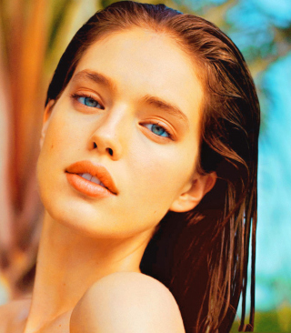 Emily Didonato Picture for Nokia Asha 308