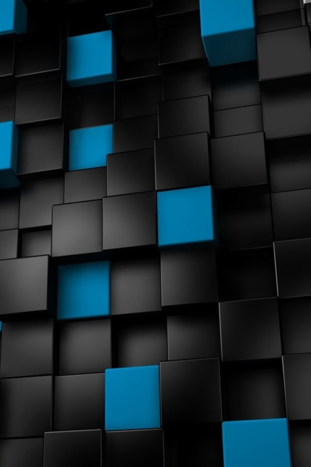 картинки для айфона кубики