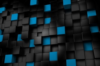 Cube Abstract Picture for 480x400