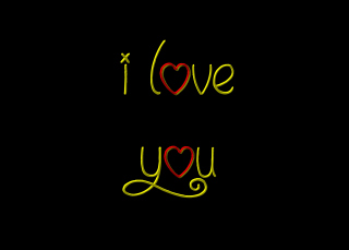 I Love You - Fondos de pantalla gratis