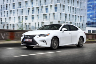 Lexus ES 200 Background for Android, iPhone and iPad