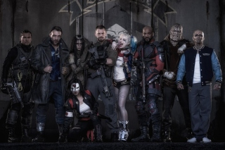 Suicide Squad 2 Picture for HTC Wildfire