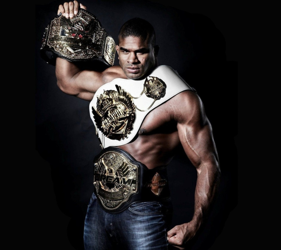 Alistair Overeem Mma Ufc Fighter Mixed para Sony Ericsson XPERIA PLAY