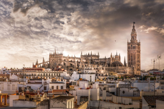 Sevilla Background for Android, iPhone and iPad