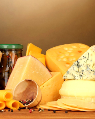 French cheese Background for Nokia C1-01