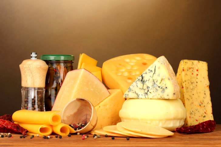 French cheese wallpaper