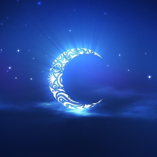 Free Islamic Moon Ramadan Wallpaper Picture for LG KP105