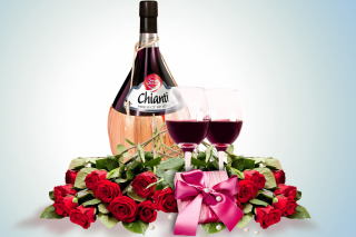 Free Chianti Wine Picture for Android, iPhone and iPad