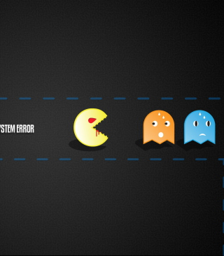 Pacman Yum-Yum Picture for Nokia C1-01