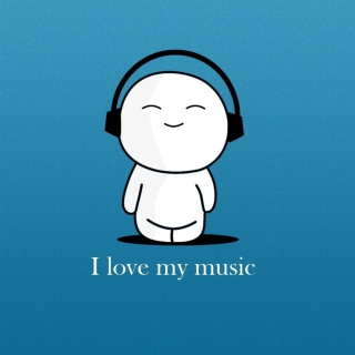 I Love My Music - Fondos de pantalla gratis para iPad Air