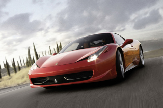 Ferrari 458 Wallpaper for Android, iPhone and iPad